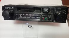 Vintage Autovox car radio Cobra model. With stereo 7 cassette player