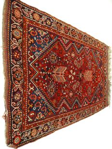 "Shiraz – 166 x 105 cm – ""Persian carpet – 100% wool – Clean and in beautiful condition – Starts at €1"