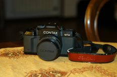 CONTAX 167 MT with PLANAR 1.4 /50mm T