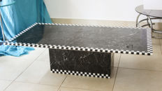 Italian production – marble coffee table