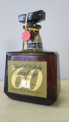 Suntory Royal Special Reserve - 60th Anniversary rare old Whisky 720ml