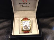 Soyuz — SOYUZ Tourbillon Great Eagle #880-6-81 Nieuw — Heren — 2000-2010