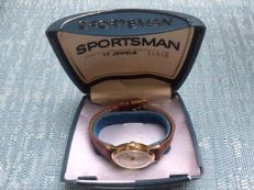 Elgin Watch Company — Sportsman — Men's — 1960-1969