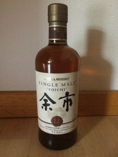 Nikka Yoichi Single Malt 12 years old