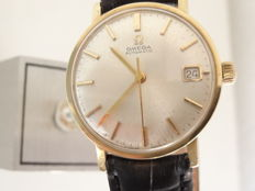 Omega — Automatic – 14kt gold – 1965 — Men's — 1960-1969