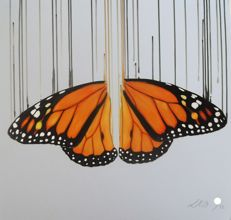 Louise McNaught - The Monarch