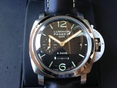 Panerai  Luminor 1950 8 Days GMT — Ref. PAM 233 — Men — 2000-2010