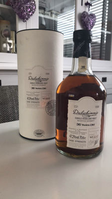 Dalwhinnie 36years old 1966- Limited Edition