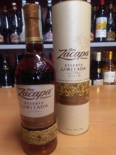 Ron Zacapa Reserva Limitada 2015 - in original tube