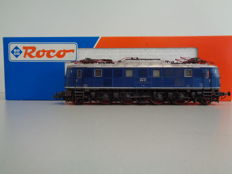 Roco H0 - 43659 - Electric express locomotive E-18 of the DB