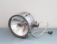 W.H. Den Ouden - Schiedam industrial ship's lamp / spotlight from the 1960s/70s