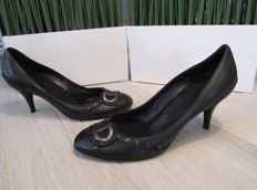 Christian Dior - Leather court shoes