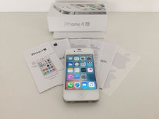 Iphone 4s 8GB white. Boxed