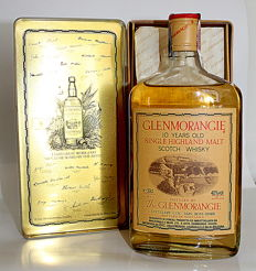 Glenmorangie 10 years old - bottled appr. 1990 - 50cl
