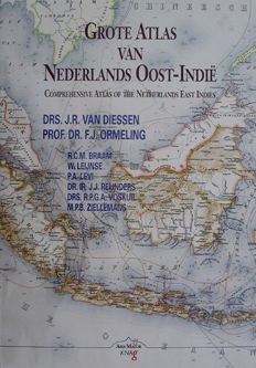 Grote Atlas van Nederlands Oost-Indië / Comprehensive Atlas of the Netherlands East Indies - 2003