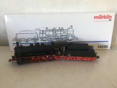 Märklin H0 - 34550 - Steam locomotive with tender BR 55 of the DB