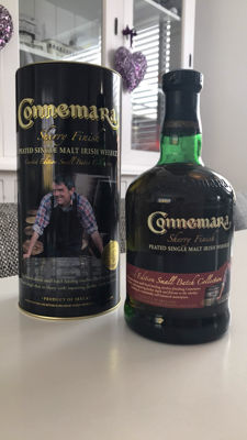Connemara Sherry Finish 46% 2009 IWSC Gold Medal & Best in Class, 2010