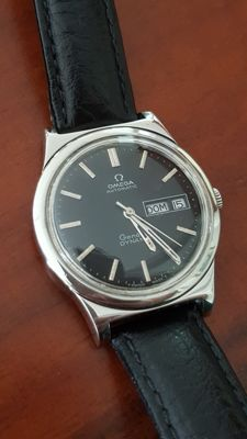 Omega Geneve Dynamic,Men's,1970's