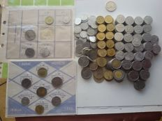 Italy, Republic - Lot of 503 coins