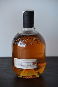 The Glenrothes  distilled in 1984 bottled 1995 - 700ml  43%vol