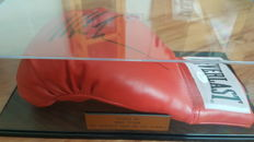 Mike Tyson Signed Everlast Boxing Glove Incl. COA