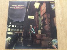"David Bowie -"" The Rise and Fall of Ziggy Stardust"" - UK Press 1972 in Top Condition"
