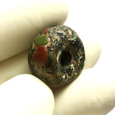 Ancient Roman Bead / 18mm