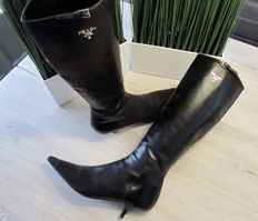 Prada – Knee-high boots