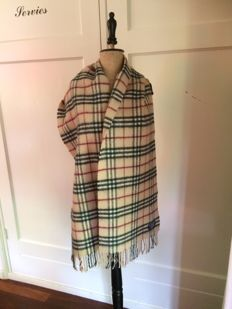 Burberry scarf – Large model!