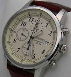 Seiko Chronograph 100M — Men's watch