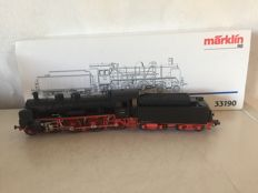 Märklin H0 - 33190 - Steam locomotive with tender BR 17 of the DRG