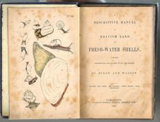 Dixon & Watson - A descriptive manual of British Land and Fresh-water shells - 1858