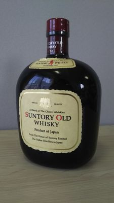 Suntory Old Japanese Whisky