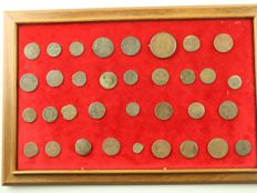 Europe - Lot of 34 coins - many from before 1800