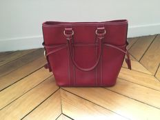 Lancel — Red handbag