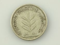 Palestine – one hundred mils – 1931.