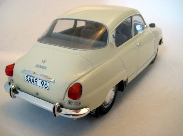 model car group scale 1 18 saab 96 v4 1967 beige catawiki. Black Bedroom Furniture Sets. Home Design Ideas