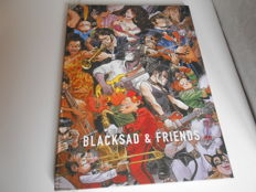 Blacksad & Friends - C - TL 2016