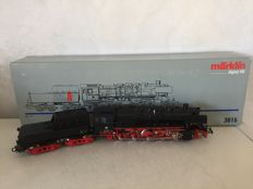 Märklin H0 - 3615 - Steam locomotive with bucket tender BR 50 of the DB.