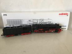 Märklin H0 - 34171 - Steam locomotive BR 52K with condenser tender of the DB