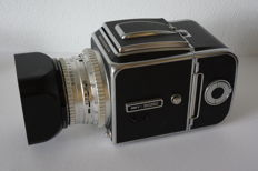 Hasselblad Type 500 C with cassette