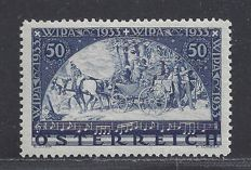 Austria 1933 - WIPA, regular paper - Michel 555 A