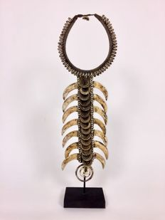 Decorative necklace - Iatmul - Papua -  New Guinea