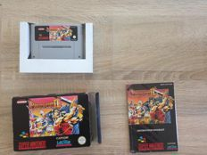 Snes  - Breath of fire 2 - boxed RPG