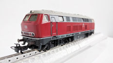 Märklin H0 - 3075 - Diesel locomotive BR 216 of the DB