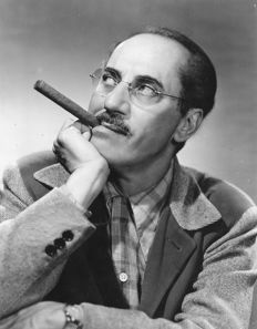 Gerard Decaux/NBC - Groucho Marx and The Marx Brothers - 1940's/50's