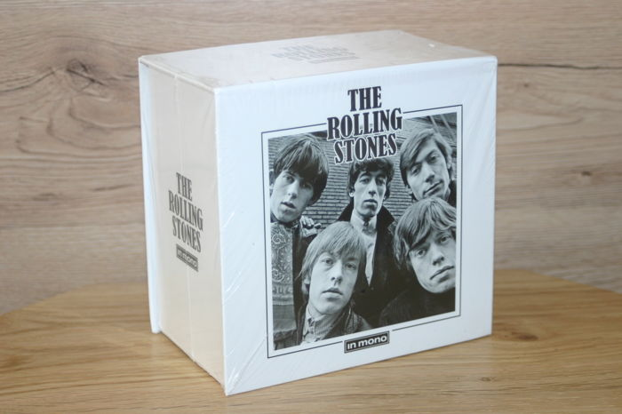 The Rolling Stones in MONO - complete Box - Mint and sealed