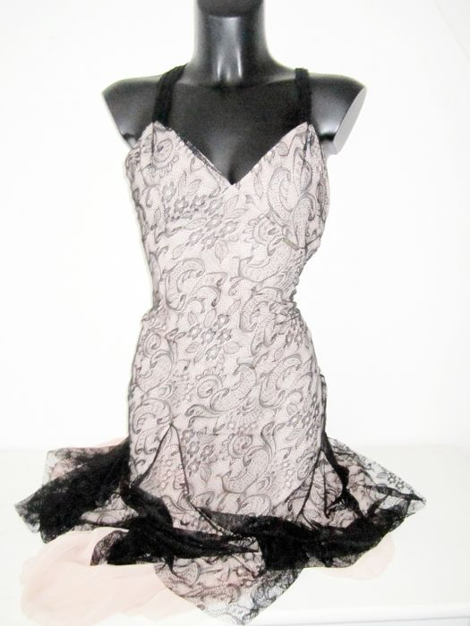 John Galliano Dior – Designer, insanely beautiful laced evening gown ...