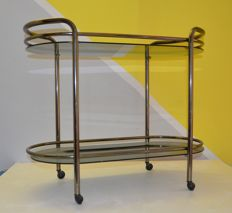 Unknown designer – drinks trolley