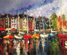 Laurent Pate - Honfleur Normandie